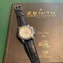 Zenith El Primero Chronograph Steel Grey