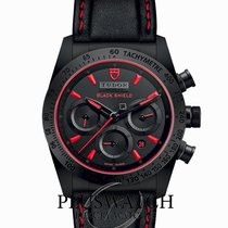 Tudor Fastrider Black Shield M42000CR-0002 2019 neu