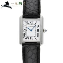 Cartier Tank Solo W5200005 pre-owned