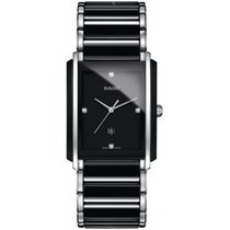 Rado Integral Ceramic 31mm Black United States of America, Iowa, Des Moines