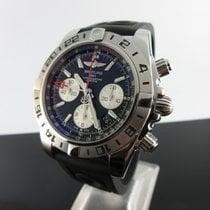 Breitling Chronomat 44 GMT AB0420B9/BB56/375A 2020 neu