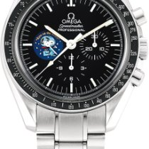 Omega Speedmaster Steel Black United States of America, New York, New York
