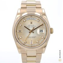 Rolex Day-Date 36 Rose gold 36mm