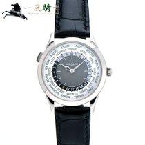 Patek Philippe World Time White gold 38.5mm Grey