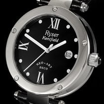 Ryser Kentfield Steel 40mm Automatic RK 220 Paris new