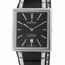 Edox Les Bémonts 35mm Black