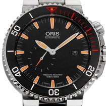 Oris Carlos Coste Limited Edition Steel 46mm Black
