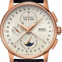 Mido Baroncelli Chronograph Mondphase