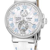 Ulysse Nardin Marine Chronometer Manufacture 1183-126B/430 2015 new