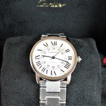 Cartier Ronde Solo de Cartier neu 42mm Stahl