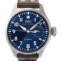 "IWC Big Pilot's Watch Edition ""LE PETIT PRINCE"" Blue Steel/Leath"