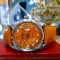 Rolex Oyster Perpetual Datejust Stainless Steel & Gold...