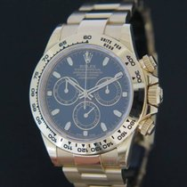 Rolex Daytona Yellow Gold 116508