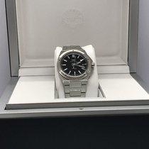 IWC Ingenieur Black dial watch