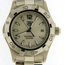 TAG Heuer Aquaracer - ladies wristwatch - (our internal #8149)