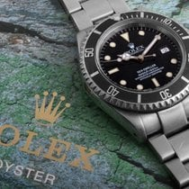 ロレックス (Rolex) 1991 SS Sea-Dweller 16600 w/ BOX - PAPERS  -...
