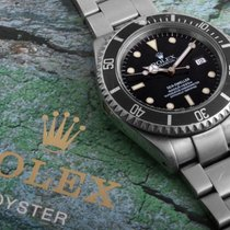 勞力士 (Rolex) 1991 SS Sea-Dweller 16600 w/ BOX - PAPERS  - TAGS...