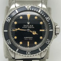 Rolex Submariner (No Date) Acier Sans chiffres