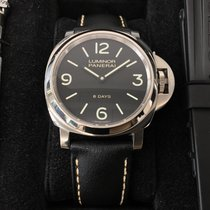 Panerai Luminor Base 8 Days 44mm PAM560 - Like New