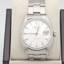 Rolex Oyster Perpetual Date 6534 Stainless Steel Roulette Date...