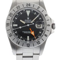 Rolex Explorer II 1655 Watch with Stainless Steel Bracelet and...