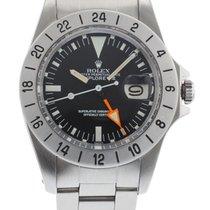 劳力士  Explorer II 1655 Watch with Stainless Steel Bracelet and...