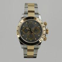 Rolex Daytona Steel Gold