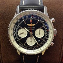 Breitling Navitimer 01 Black Dial - Box & Papers 2016