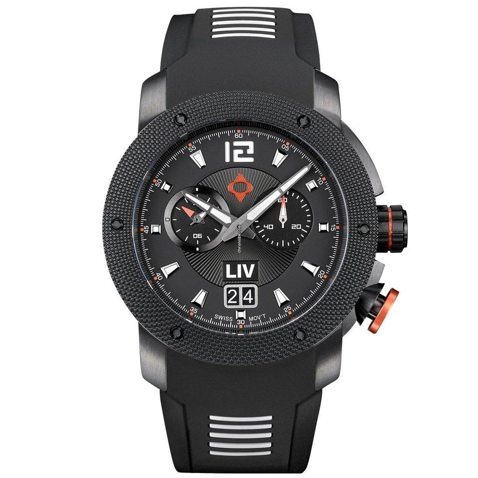 Wonderbaarlijk Liv Watches horloges - Alle prijzen voor Liv Watches horloges op AN-82