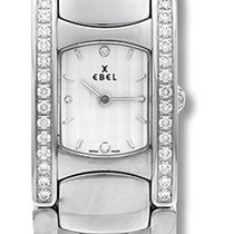 Ebel Beluga Steel 19mm White No numerals United States of America, New York, New York