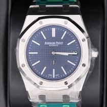 Audemars Piguet Royal Oak Ultra Thin 39mm Blue Dial 15202ST.OO...