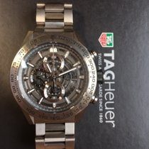 豪雅 Carrera Calibre HEUER 01 Grey Phantom