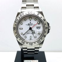 Rolex Explorer 2 White 16570 M serial 3186 Mvt. parachrome