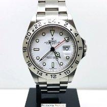 Rolex Explorer 2 White 16570 M serial 3186 Mvt. parachrome
