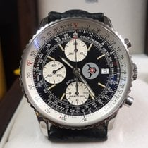 Breitling Old Navitimer new 2003 Automatic Chronograph Watch with original box and original papers A13022