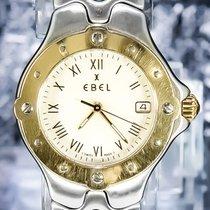 Ebel Sportwave tweedehands 28mm Goud/Staal