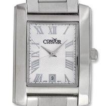 Condor 21.5mm Quartz new Silver