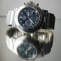 Zenith El Primero Chronograph Steel 40mm Blue No numerals