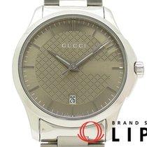 Gucci Ocel 38mm Quartz YA126445 nové