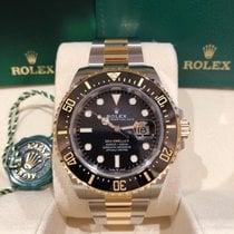 Rolex neu Automatik 43mm Gold/Stahl Saphirglas