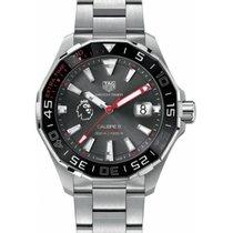 TAG Heuer Aquaracer 300M Steel 43mm Grey No numerals