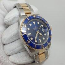 Rolex Submariner Date Gold/Steel 40mm Blue No numerals Australia, Deer Park