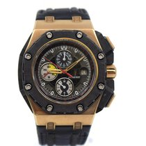 Audemars Piguet Royal Oak Offshore Grand Prix Rose gold 44mm Black No numerals United States of America, New York, New York
