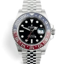 Rolex GMT-Master II Steel 40mm