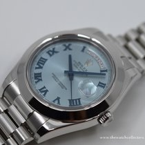 Rolex Day-Date II Platine 41mm