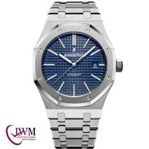 Audemars Piguet pre-owned Automatic 41mm Blue Sapphire Glass 5 ATM