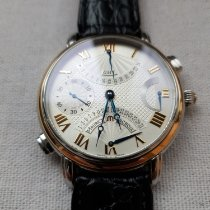 Maurice Lacroix Masterpiece MP7018-SS001-110 2013 pre-owned
