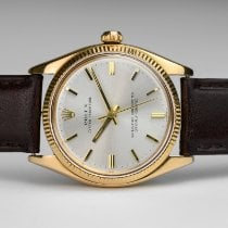 Rolex Oyster Perpetual Rosa guld 34mm