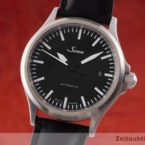 Sinn 556 Stahl 38.5mm Schwarz Deutschland, Chemnitz