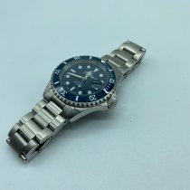 Perseo Steel 43.5mm Automatic PERSEO 6758.02 new